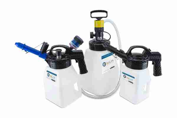 ISOLINK OIL TRANSFER CONTAINERS