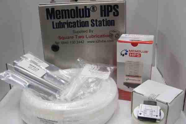 Lubrication UK - Memolub HPS system