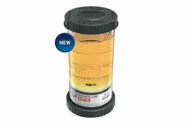 Memolube Oil r-500 Refillable system for oil applications