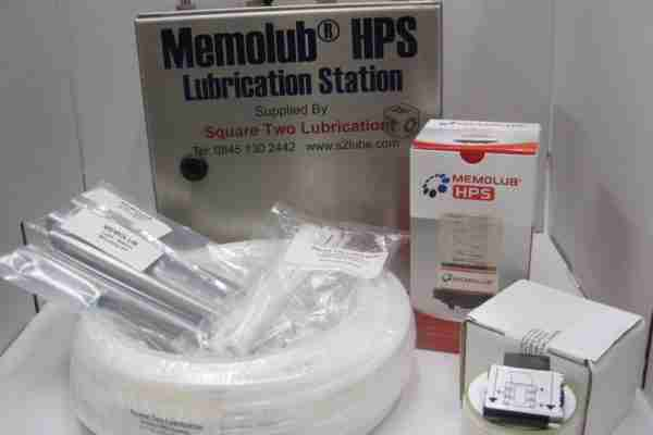 Lubrication UK - Memolub HPS system